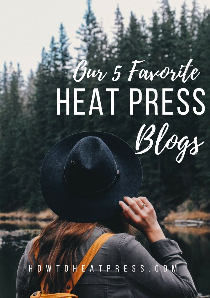 best heat press blog for learning how to heat press