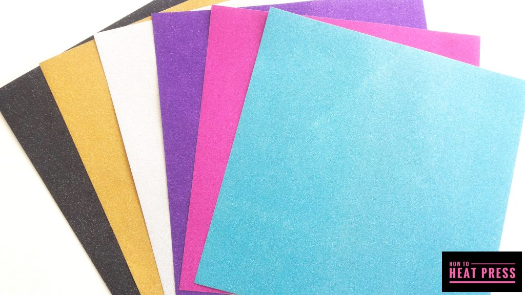 Adhesive vinyl and heat transfer vinyl - whats the difference?