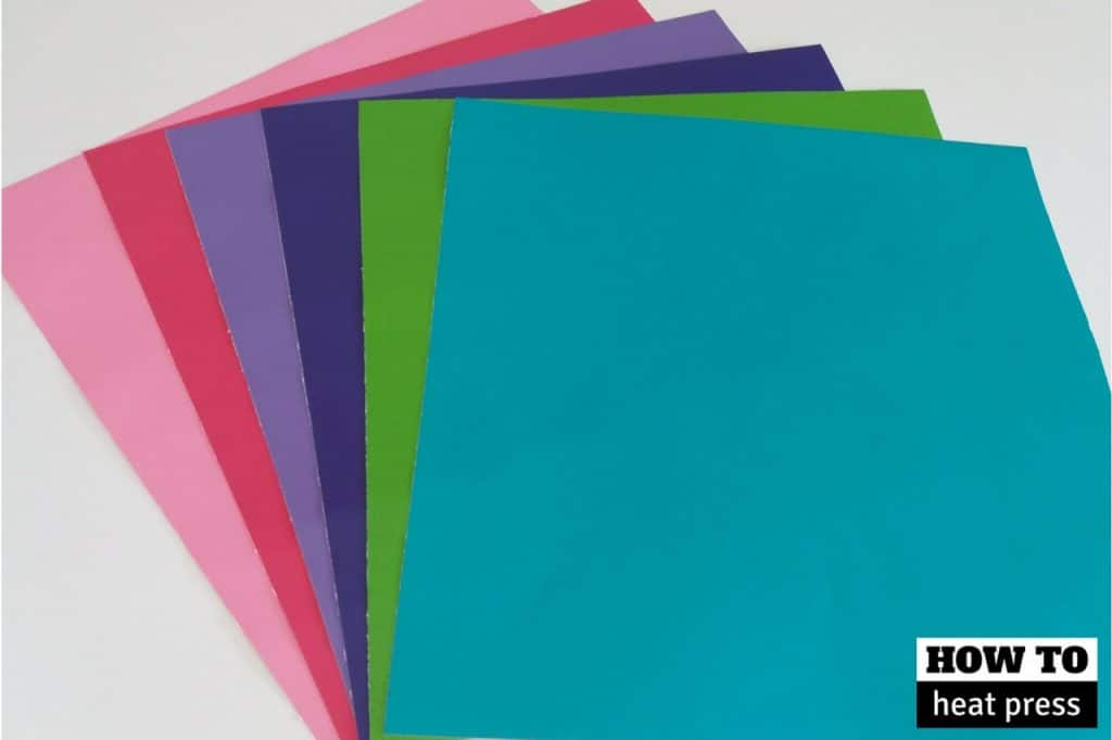 Heat transfer vinyl vs adhesive vinyl - which is better? How to use adhesive vinyl