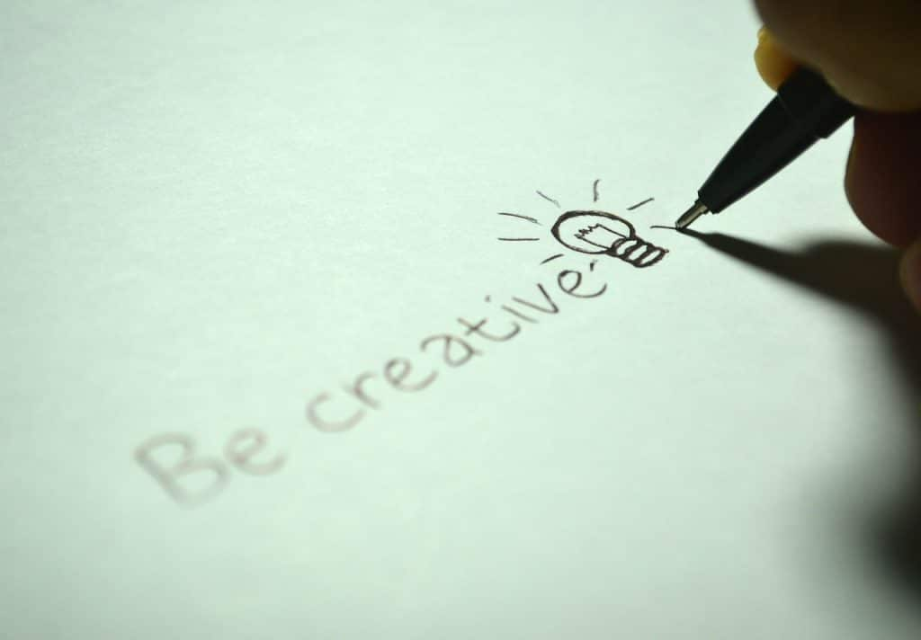 write for us and be creative