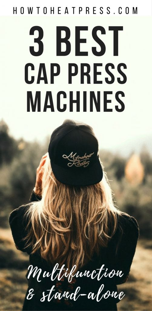 the three best cap press machines: multifunction and stand alone