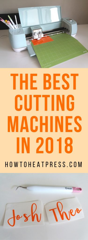 The best cutting machines in 2018