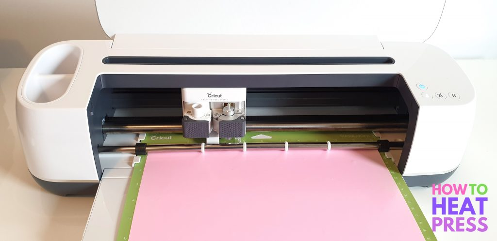 how to use cricut maker for cutting iron on vinyl