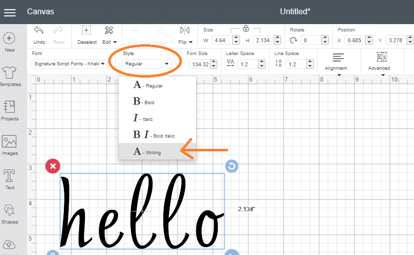 how to download free fonts to cricut