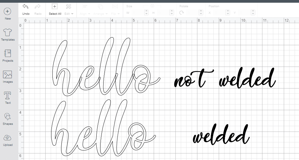 how to use downloaded fonts in cricut design space