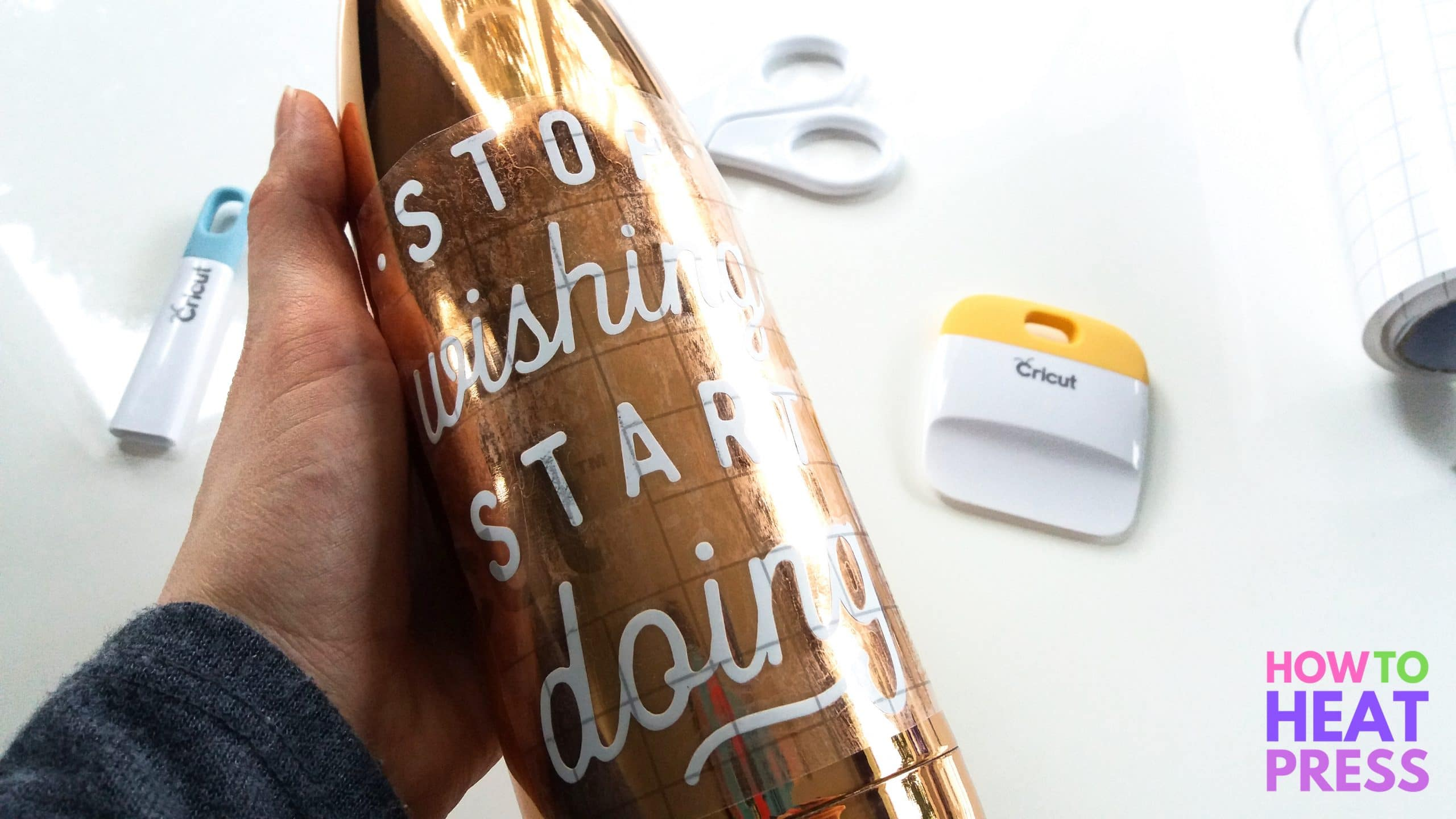 how to make custom water bottles