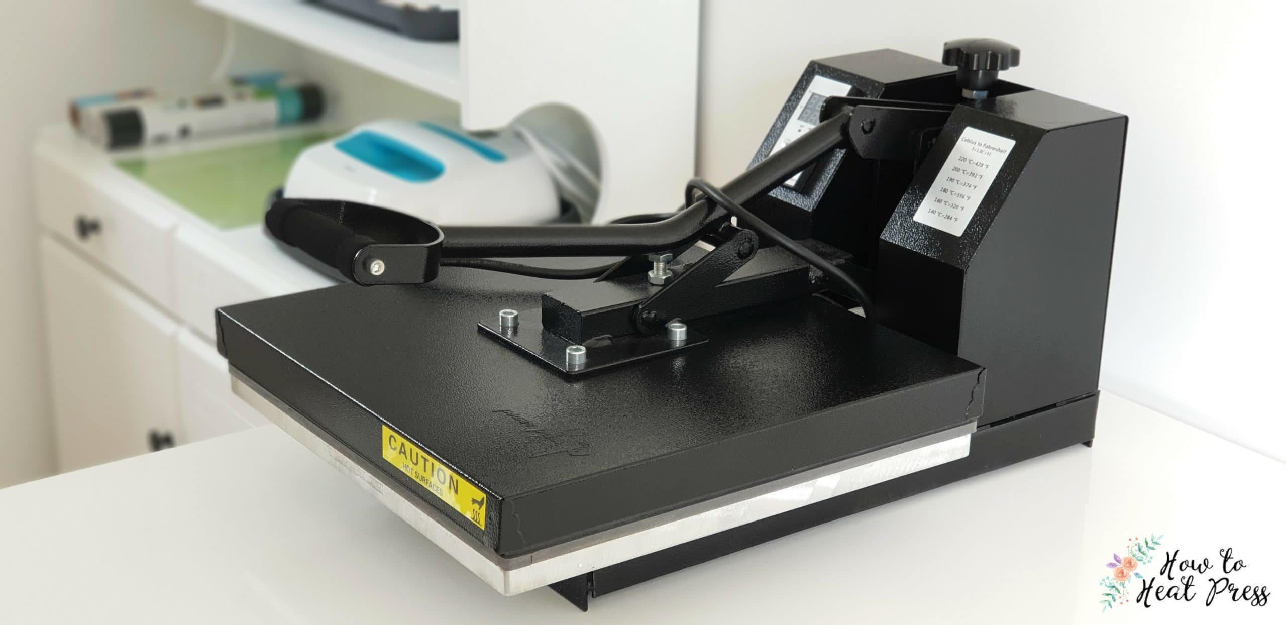 the best heat press tips and tricks