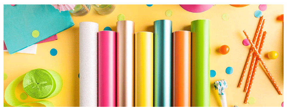 What's The Difference Between Heat Transfer Vinyl & Adhesive Vinyl?
