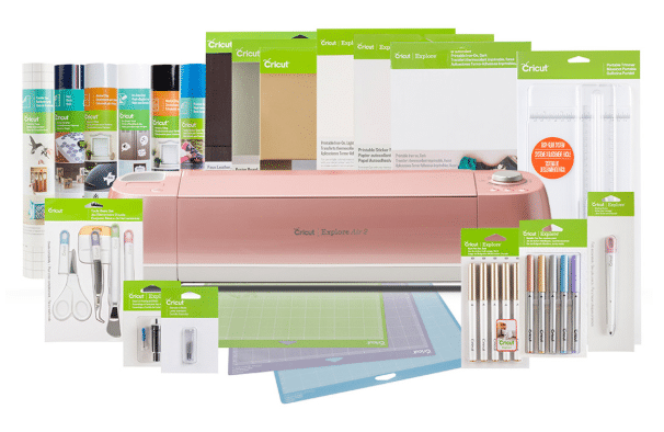best cricut explore air 2 bundles