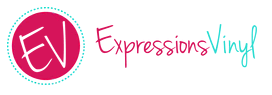 expressions vinyl for heat transfer vinyl iron on adhesive