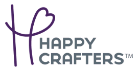 happy crafters pink heat press