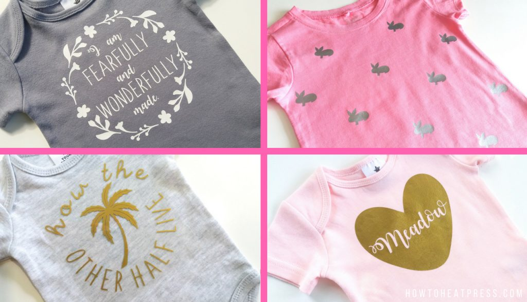 Siser EasyWeed Heat Transfer Vinyl For Cricut and Silhouette