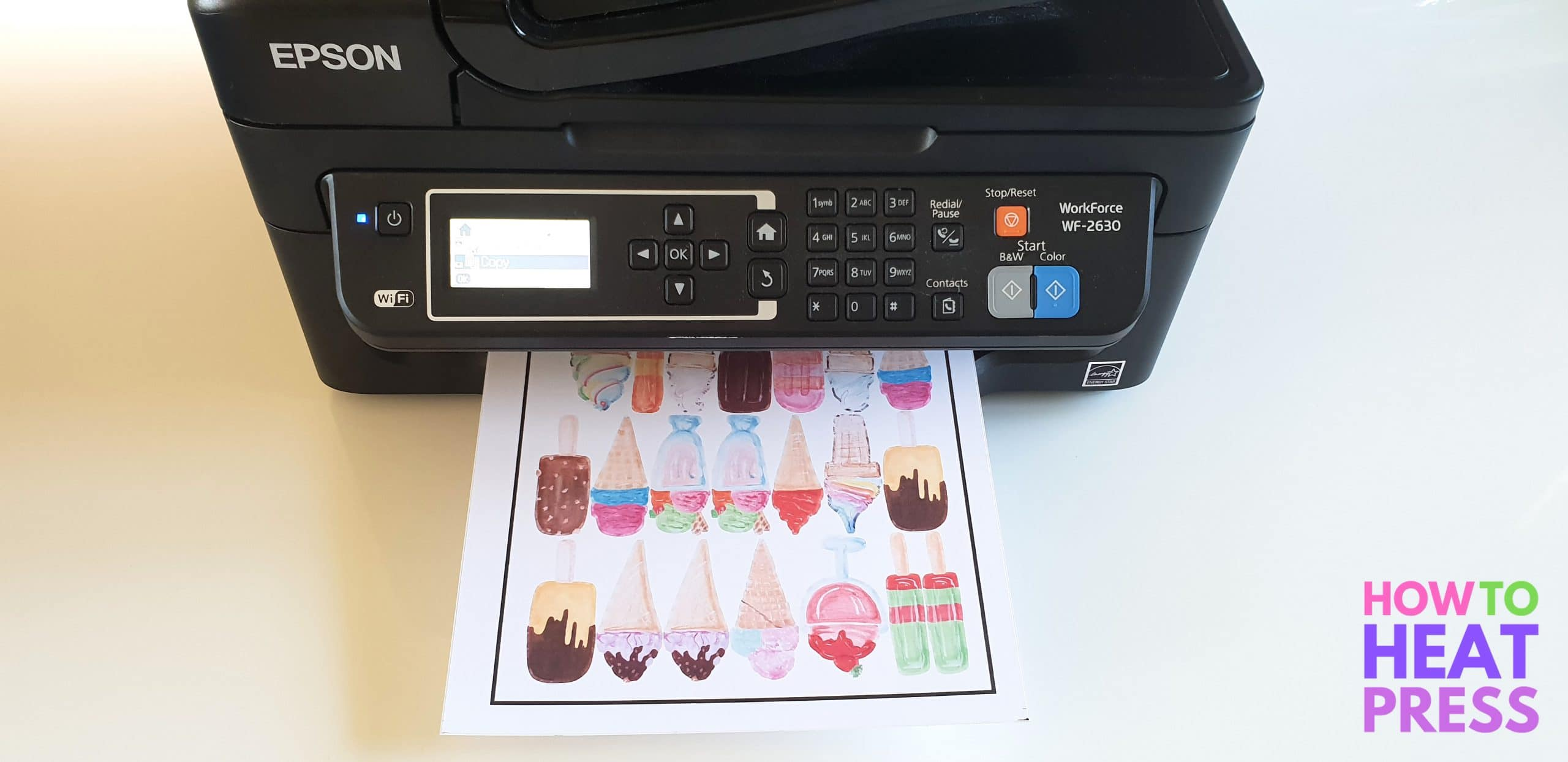 printing stickers on cricut printable vinyl
