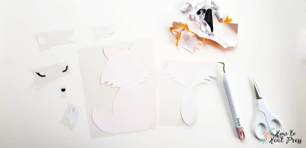 how to layer heat transfer vinyl and weed siser easyweed