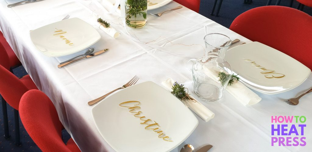 cricut for weddings