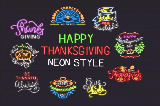 happy thanksgiving clipart2