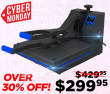 HPN cyber monday heat press deals
