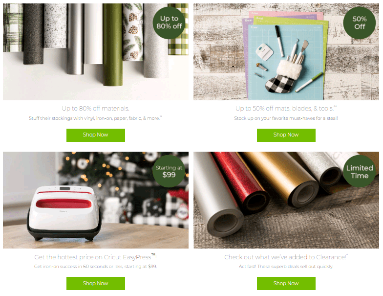 cricut cyber monday deals
