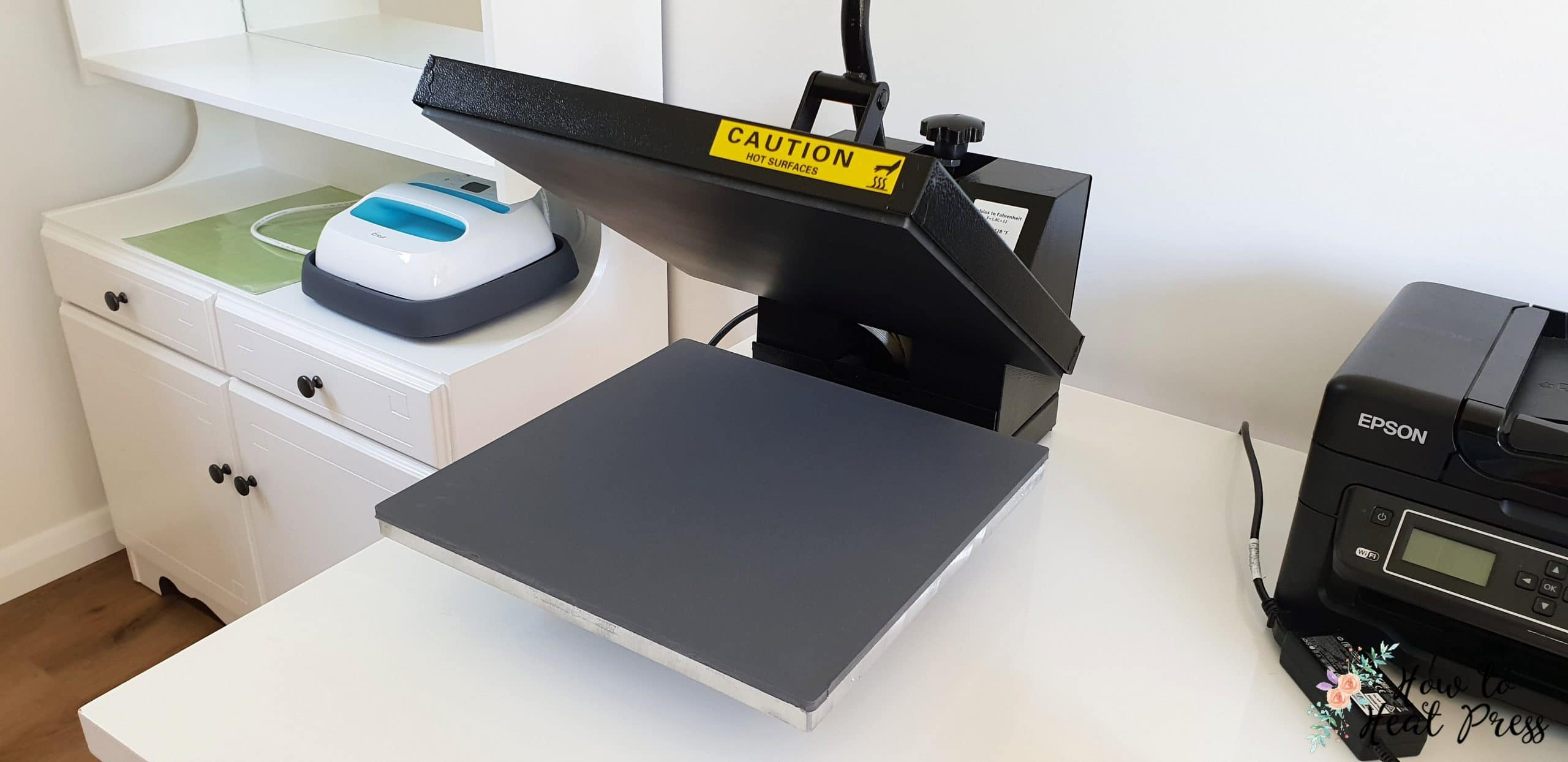 how to heat press tshirt with glitter htv