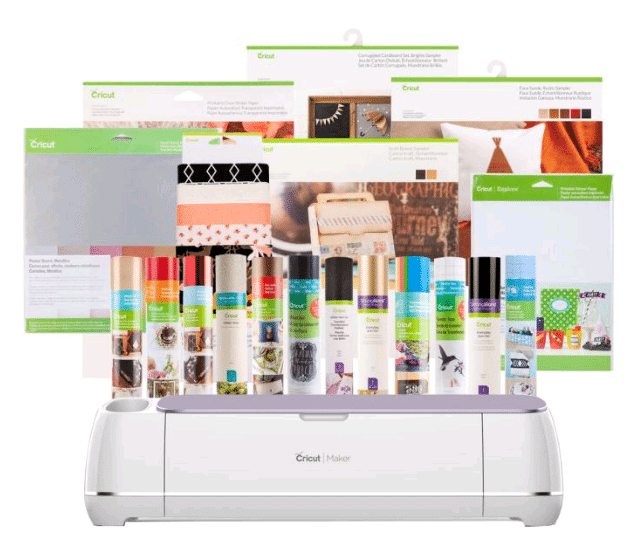cricut machine bundle