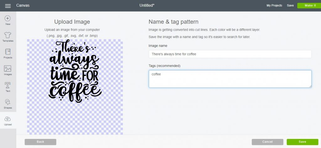 how to set up an etsy SVG store