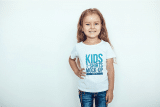 kids t shirt template for mock up