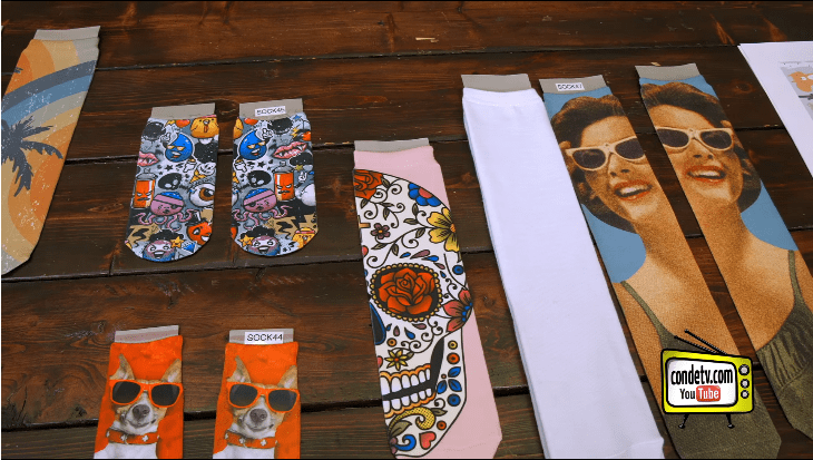Sublimation Sock Guide | How To Sublimate Socks