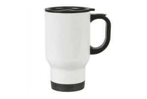 blank sublimation travel mug