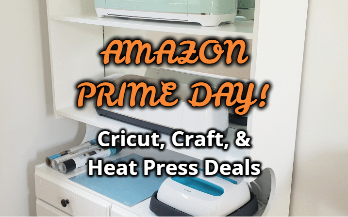 Cricut amazon prime day 2019