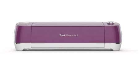 cricut explore air 2 colors boysenberry