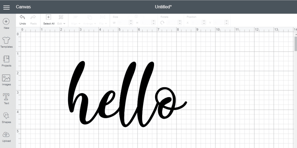 how to upload fonts on cricut design space