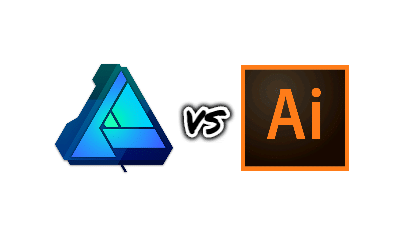 affinity designer vs adobe illustrator review