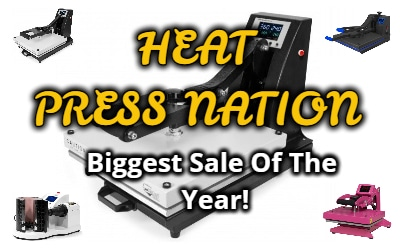 Prime Day Heat Press Deal