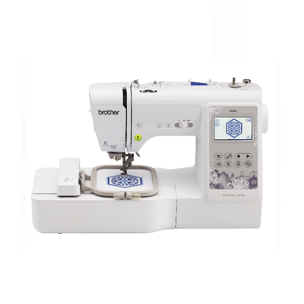 brother se600 embroidery machine reviews