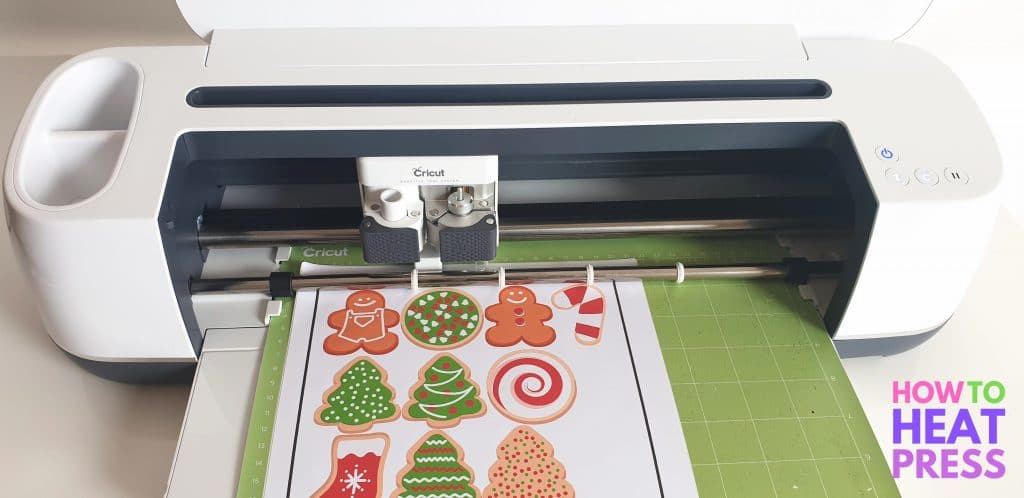 how to make stickers with cricut maker