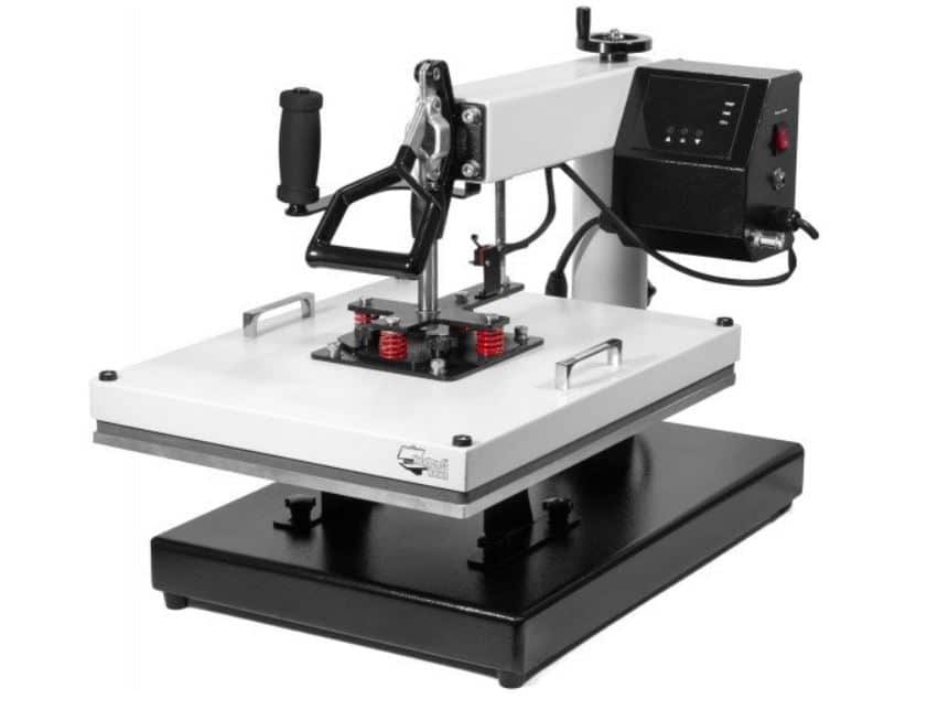 hpn signature series 16 x 20 swing away heat press