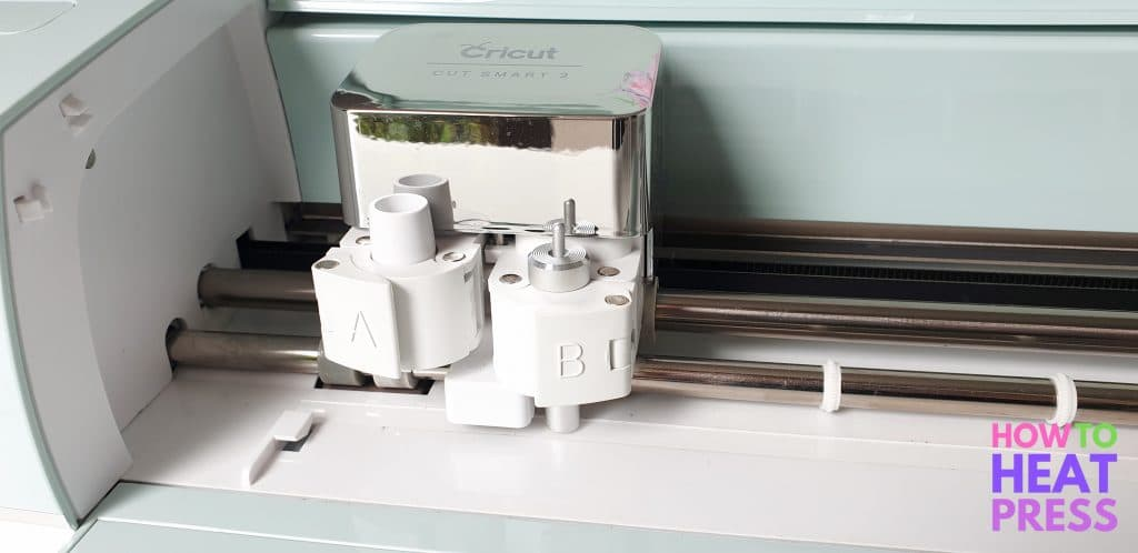 changing cricut blade
