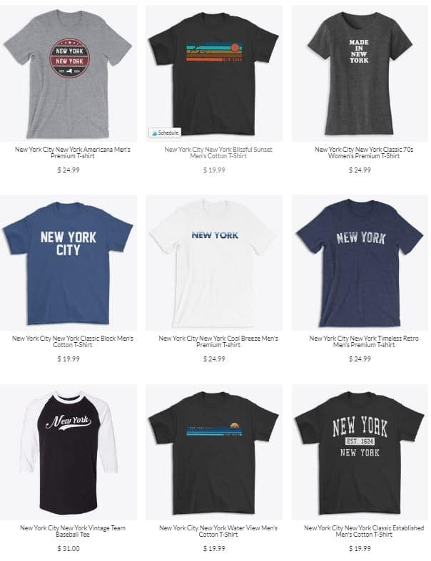 small town t shirts