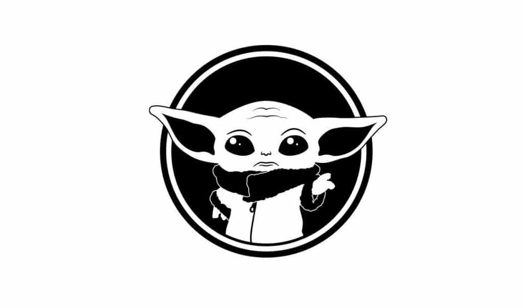 Download Baby Yoda SVGs For Cricut (and some Star Wars SVGs)!