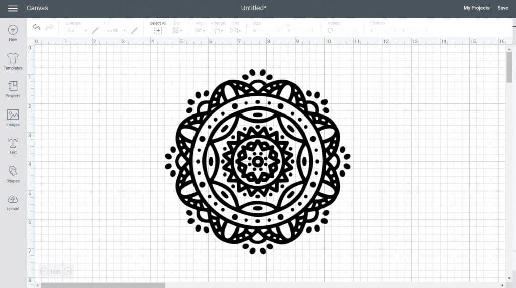 how to use svg files for cricut
