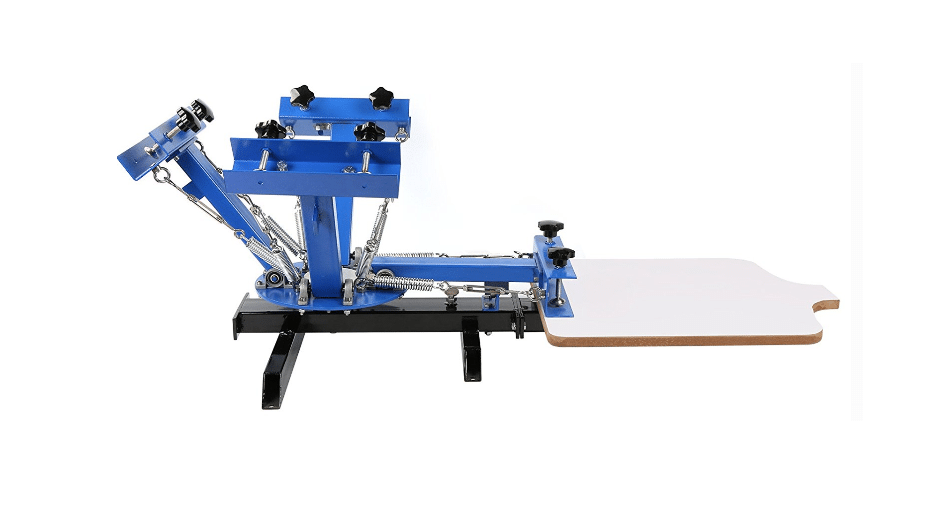 screen printing machine review