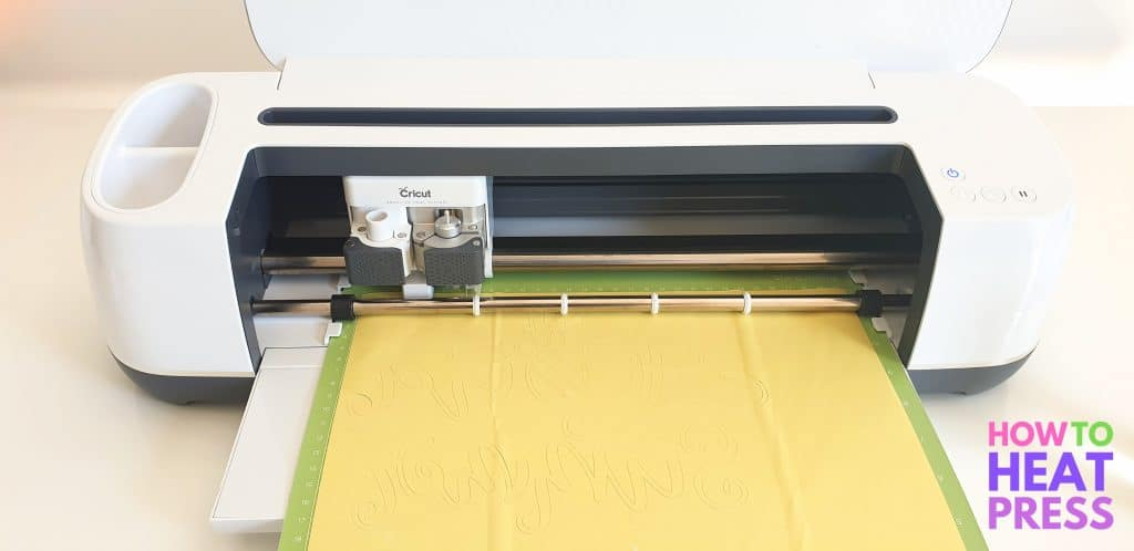 how to heat press infusible ink transfer sheets