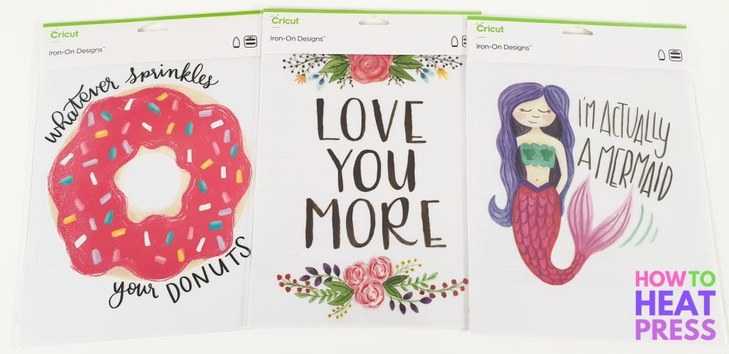 cricut iron on design review