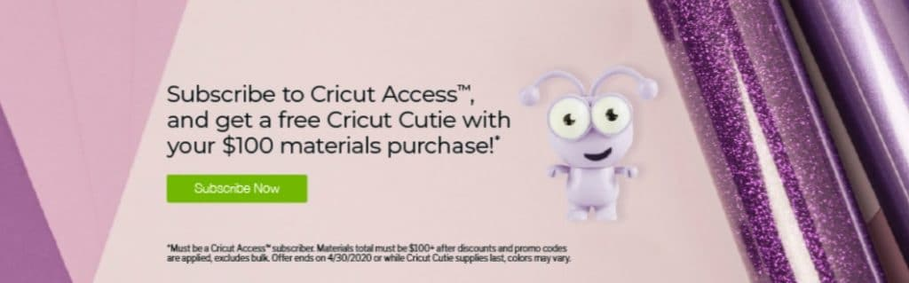 what is cricut access