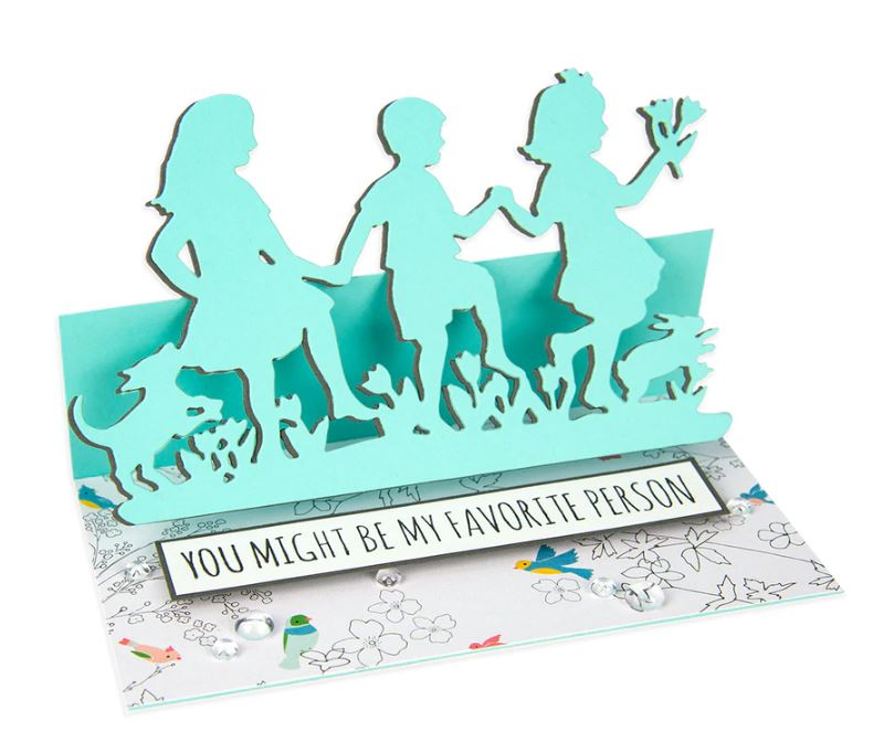 stencils and die cuts