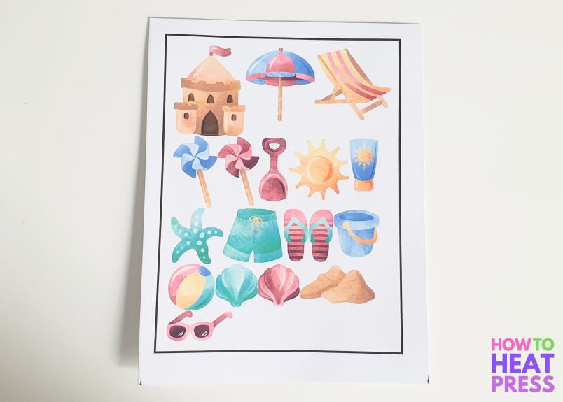 how to make stickers with cricut maker print and cut