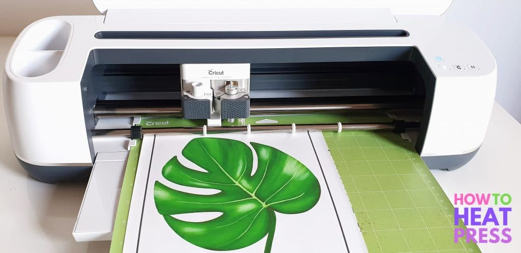 how to cut images with cricut maker