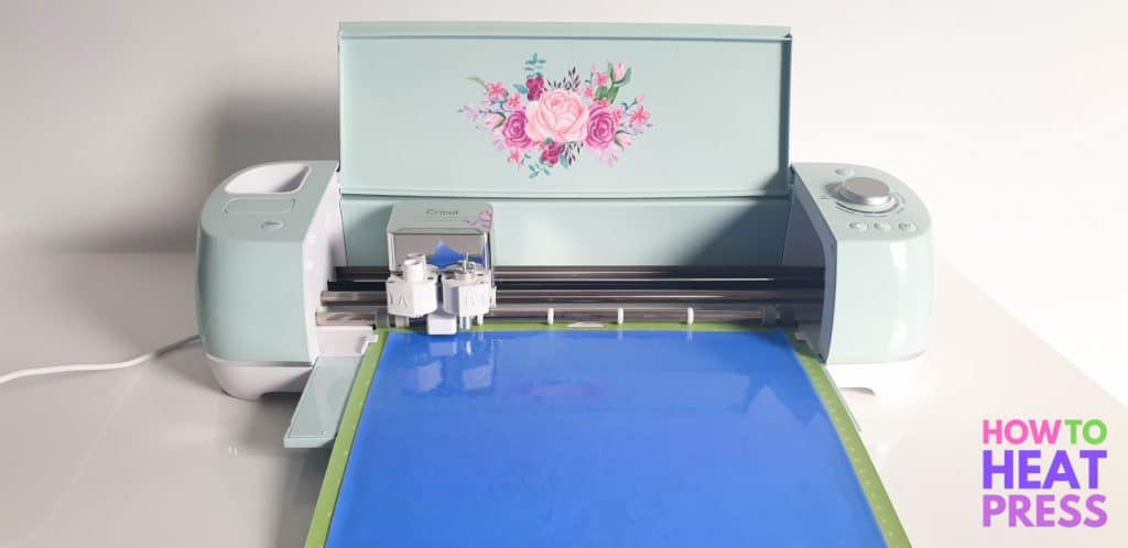cricut explore air 2 holographic vinyl settings