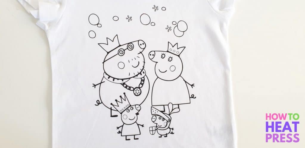 markers for kids shirt