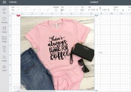 How To Make A Shirt MockUp In Cricut Design Space